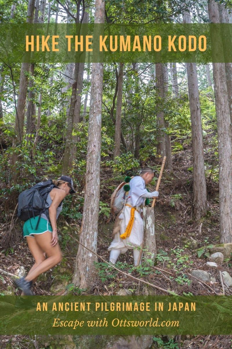 Hiking Japan's Kumano Kodo