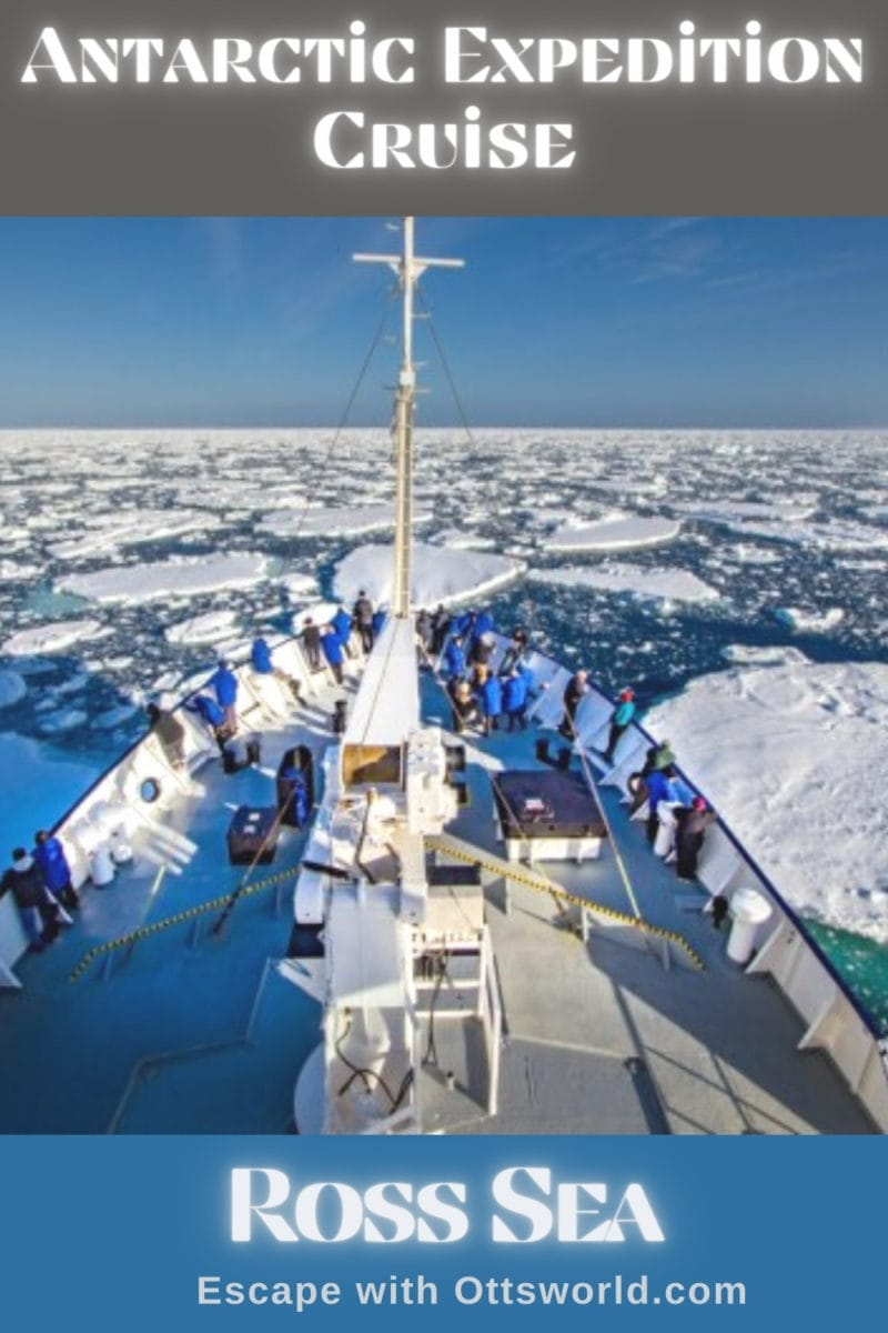 Take an Expedition to Visit Antarctica's Ross Sea