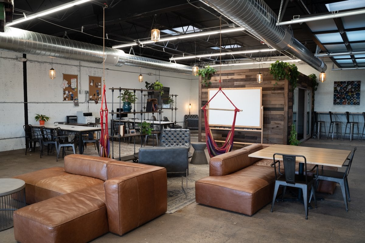SCP Coworking space
