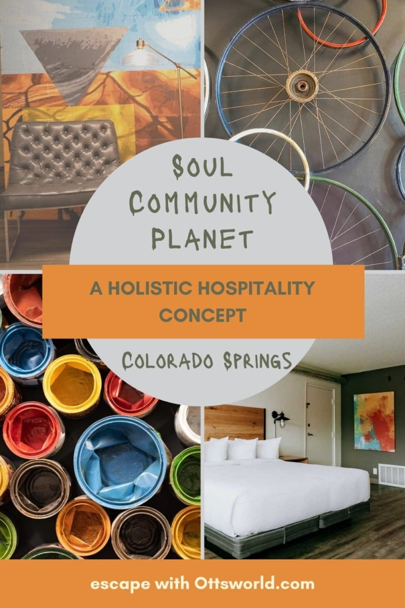 Soul Community Planet: A New Concept Hotel in Colorado Springs