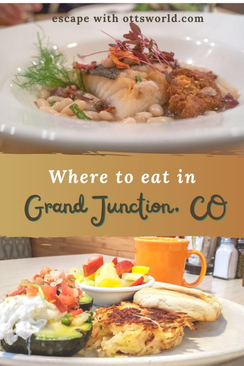 Where to Eat in Grand Junction, Colorado
