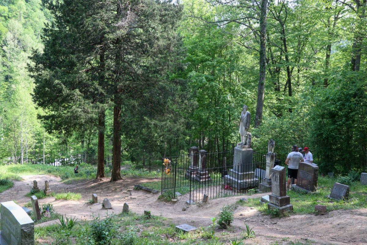 Hatfield Family Cemetery