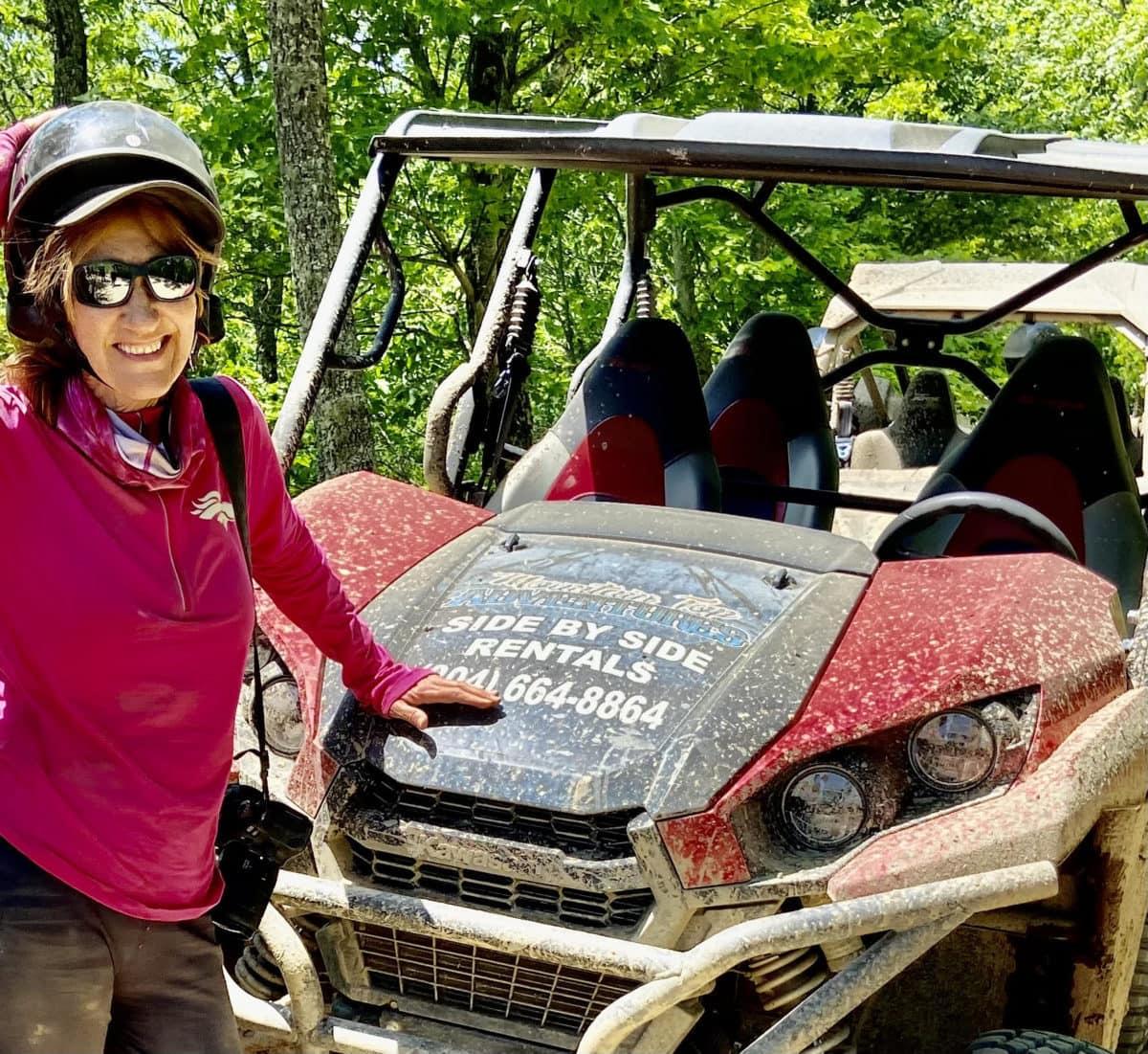ATV tour West Virginia