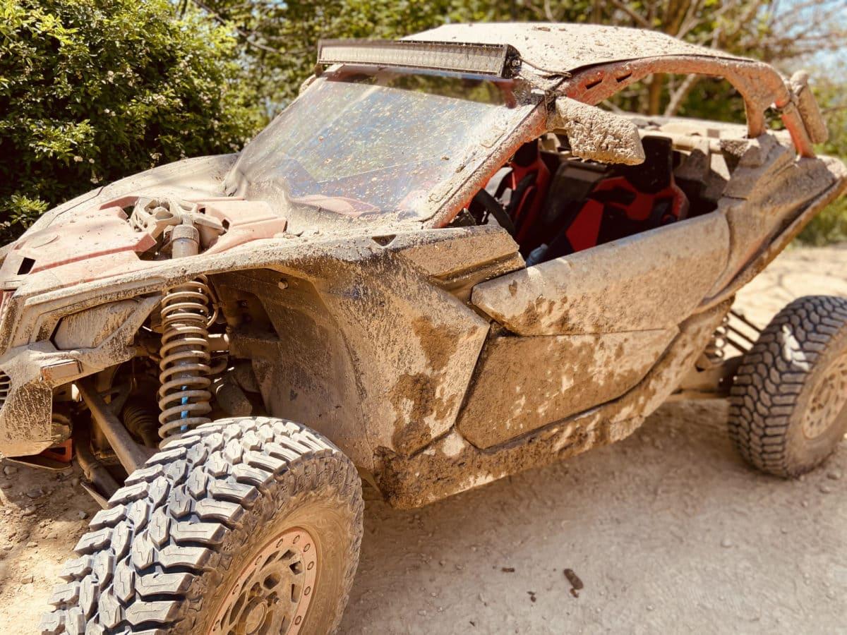 Muddy ATV West Virginia