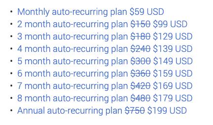 noom 2021 costs