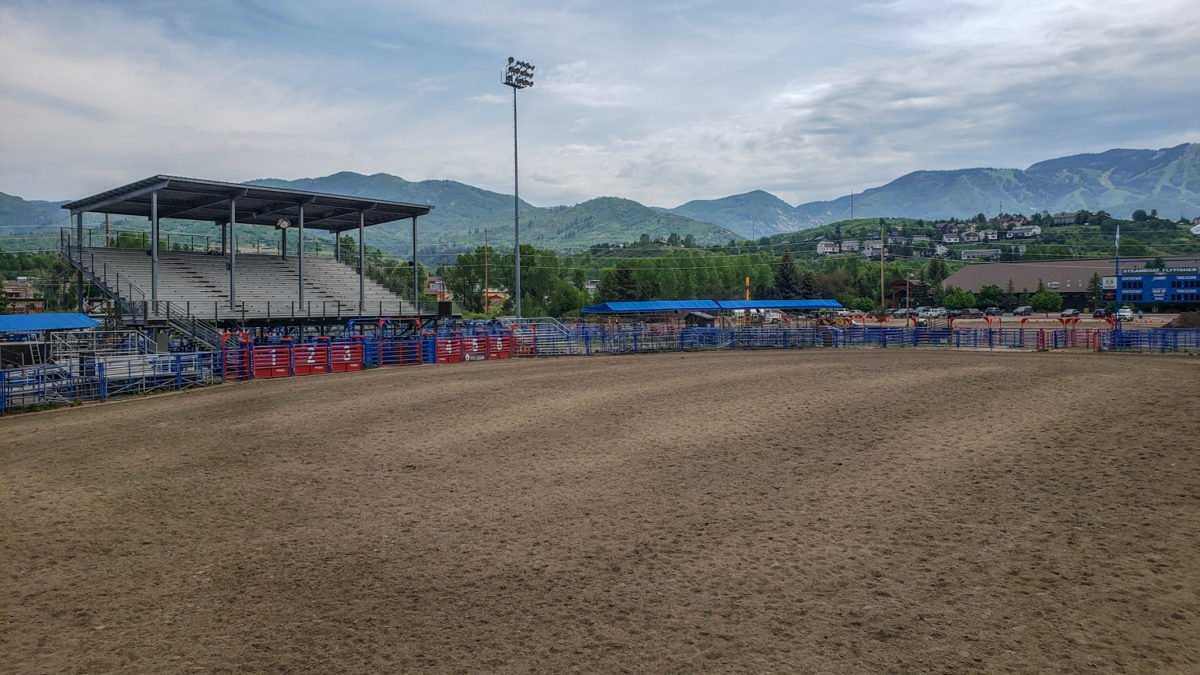 steamboat springs rodeo grounds