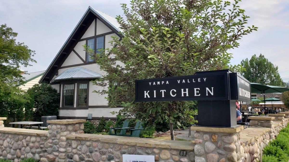 yampa valley kitchen