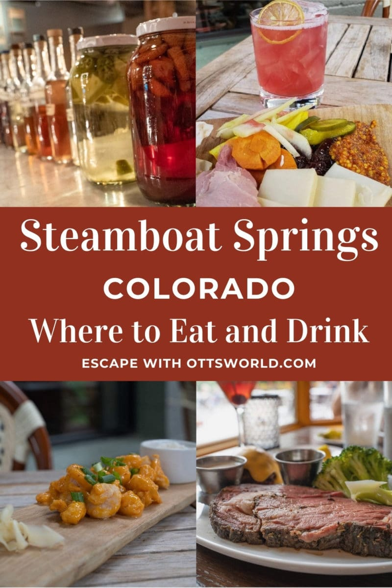 Where to Eat and Drink in Steamboat Springs, Colorado