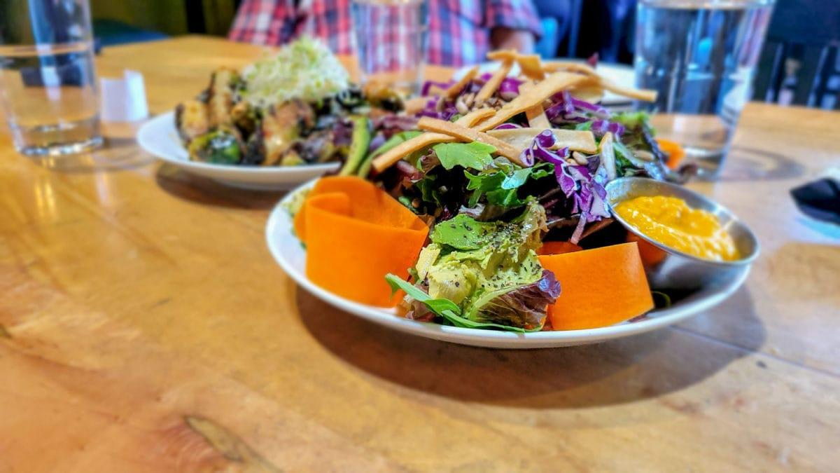 so radish vegatarian food