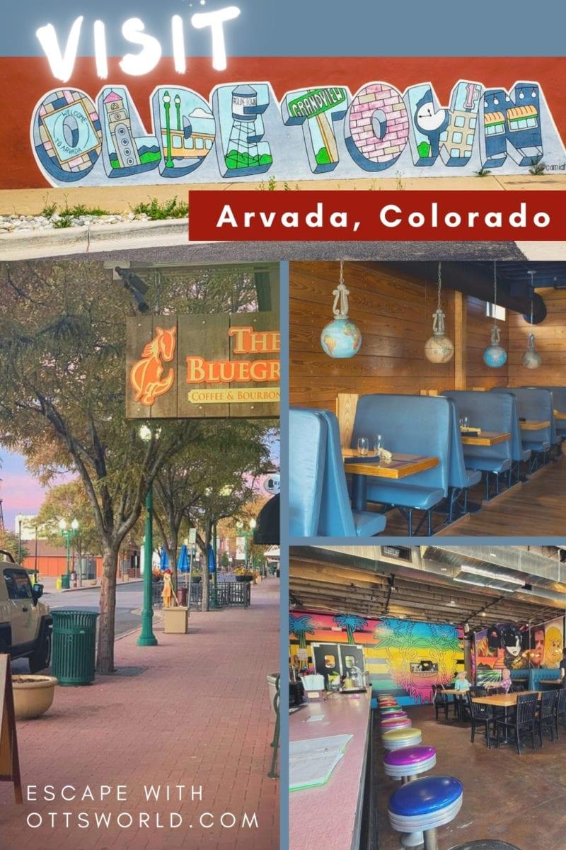 Visit Olde Town Arvada Colorado