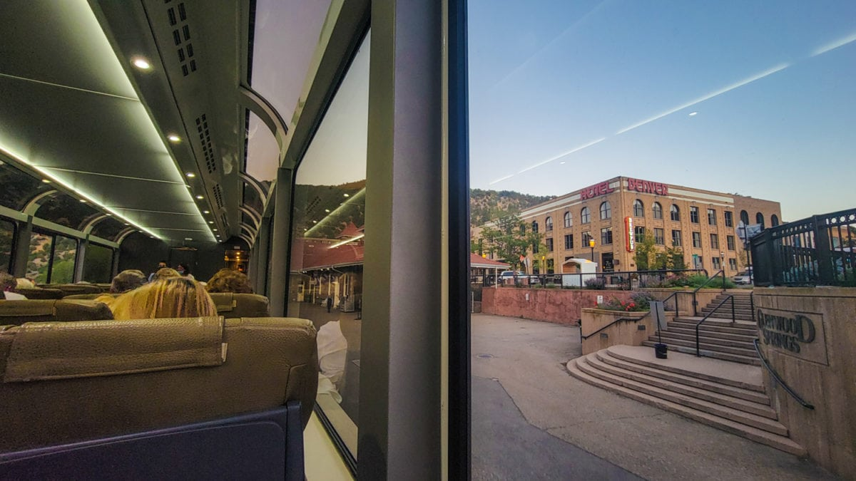 Hotel Denver in Glenwood Springs