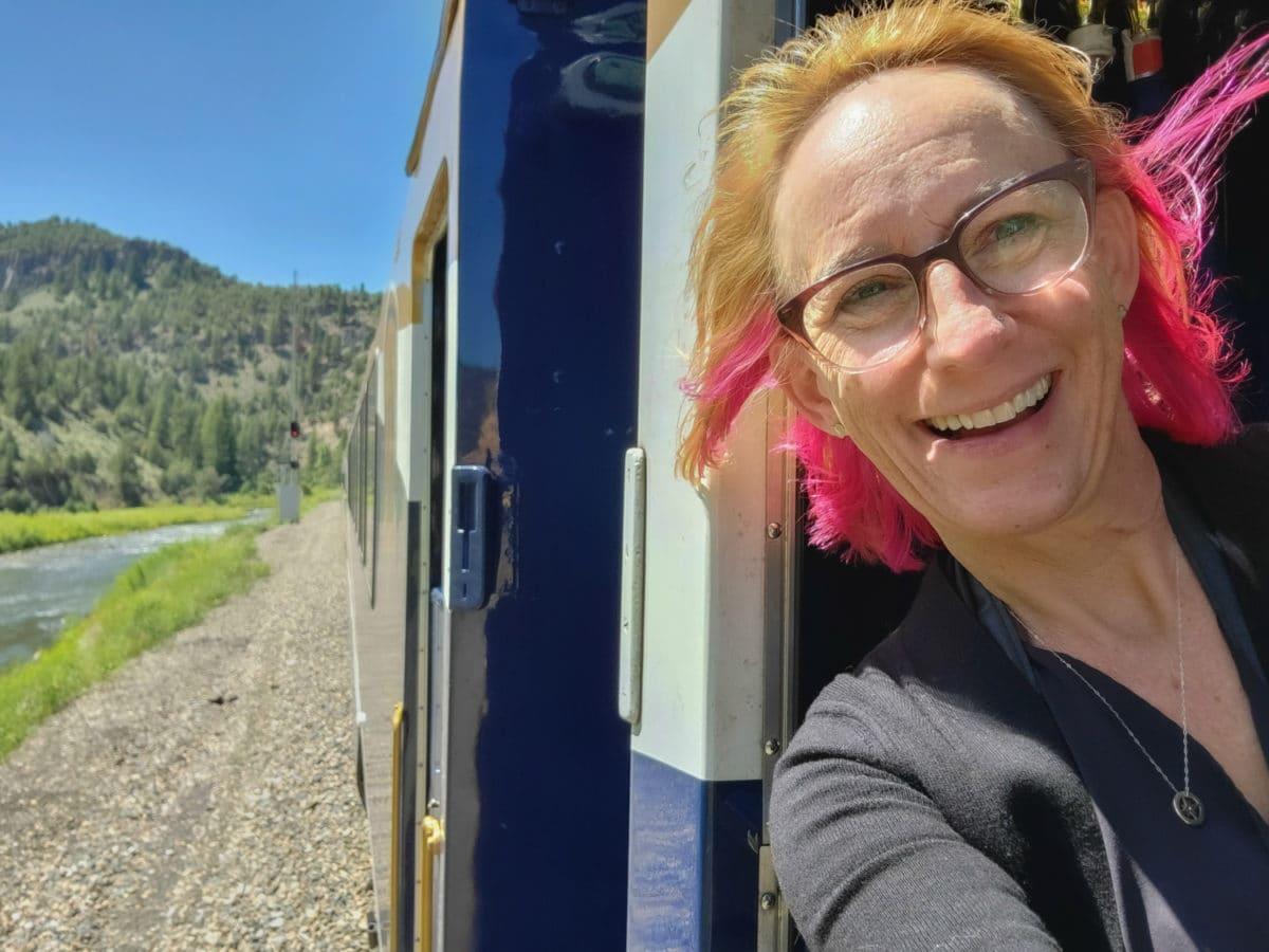 Rocky mountaineer colorado trip
