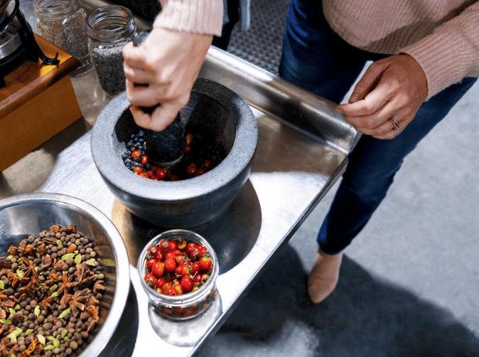 Gin making nova scotia