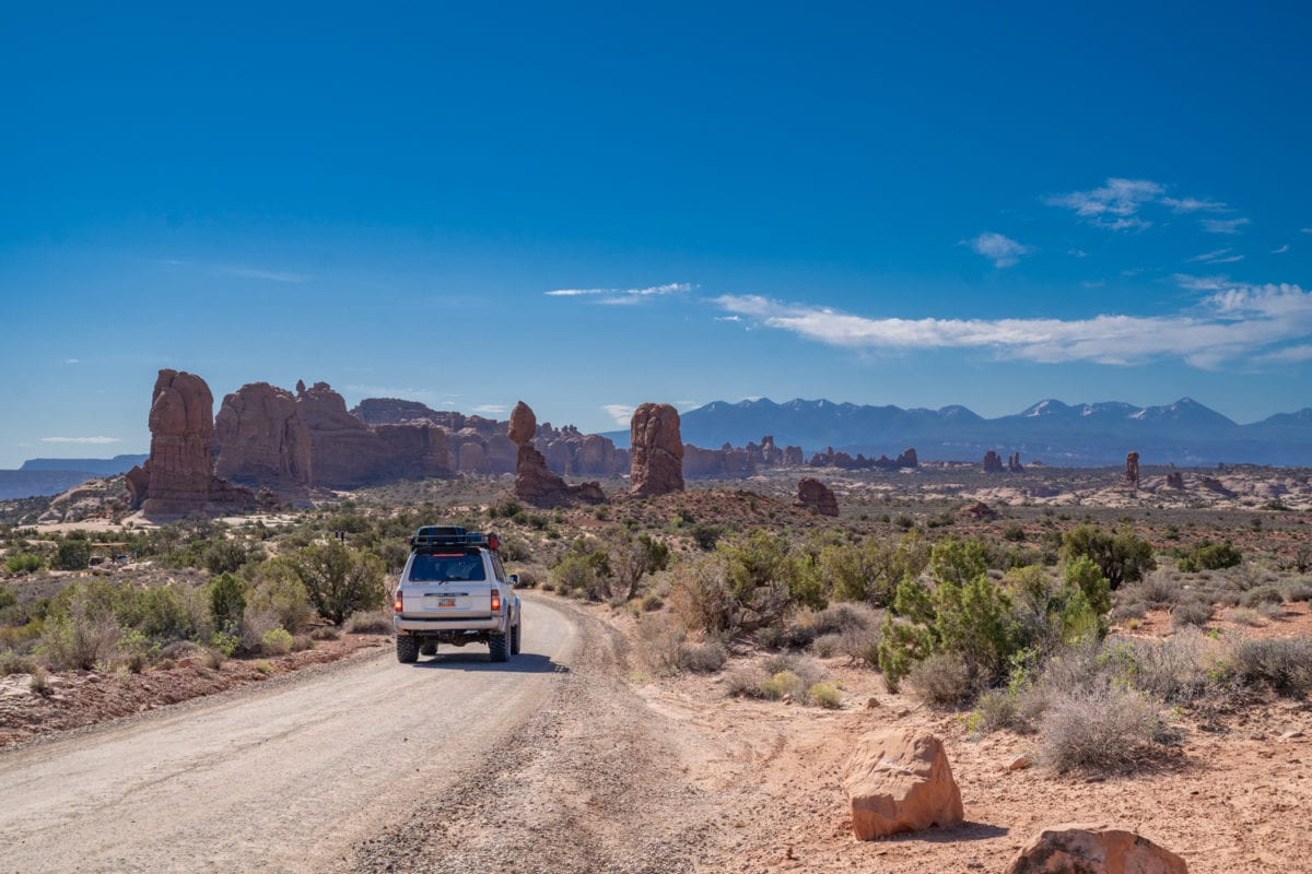 national park tour moab
