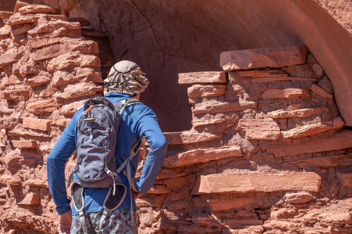 lathrope canyonlands ruins