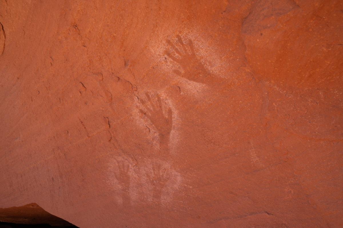 parietal art lathrope canyon