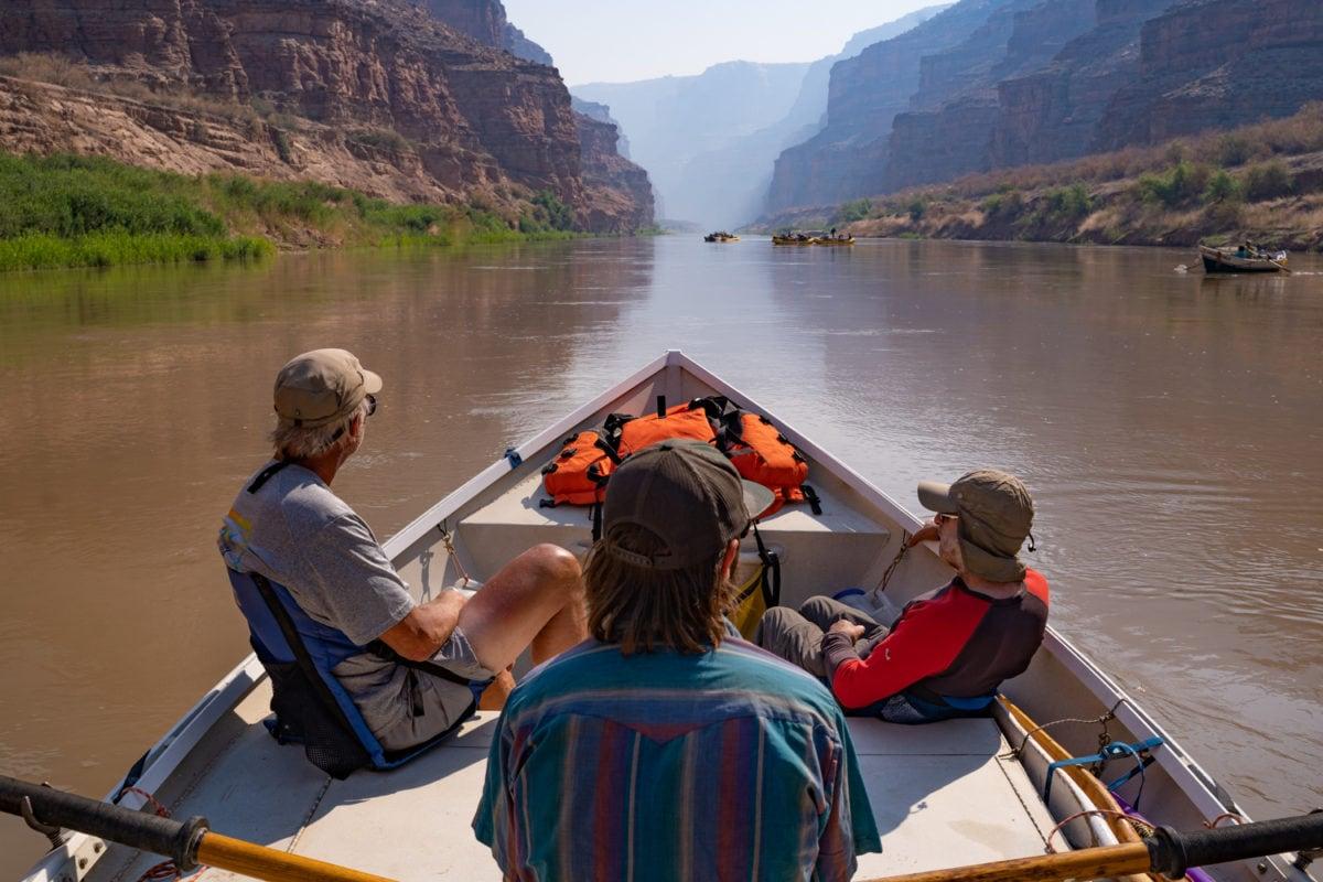 canyonlands national park rafting