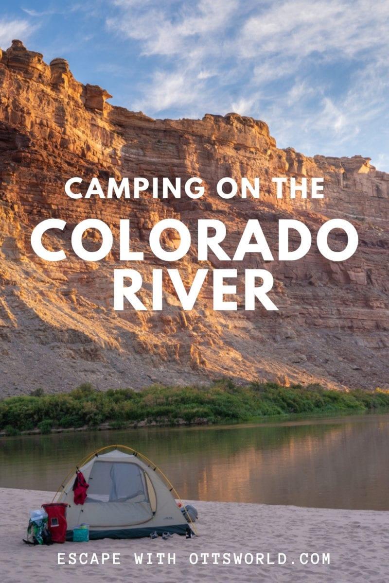 Rafting the Cataract Canyon through Canyonlands National Park