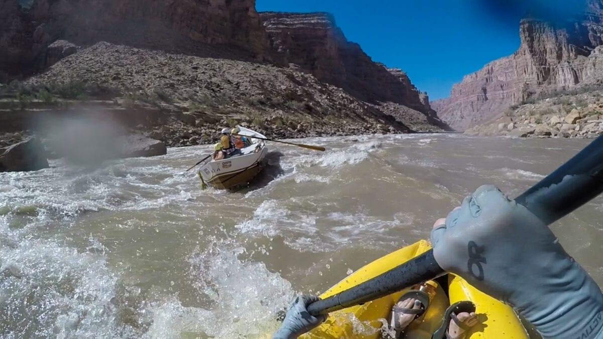 kayaking colorado river