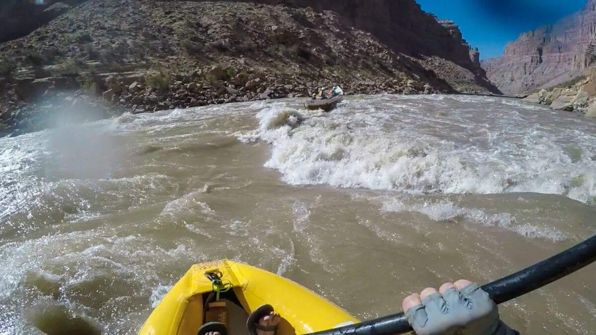 inflatable kayak colorado river