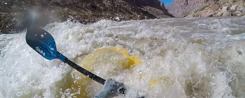 kayaking cataract canyon fear