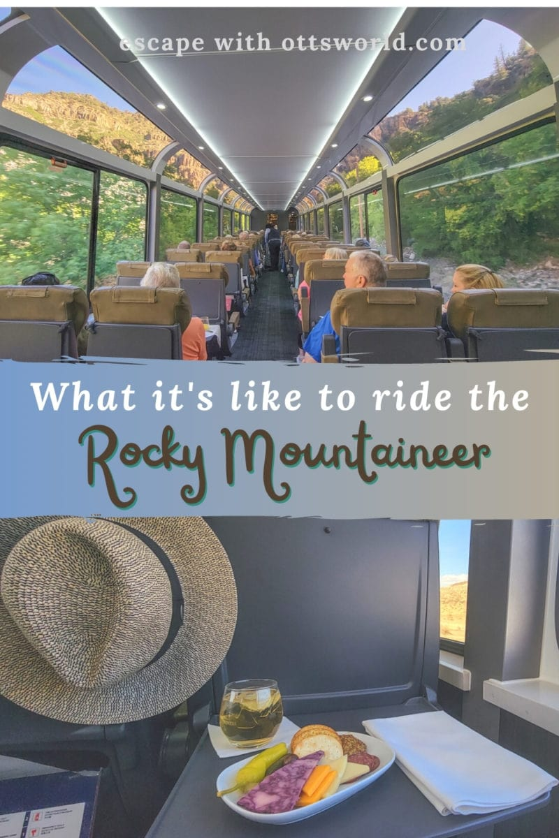 Ride the Rocky Mountaineer Colorado